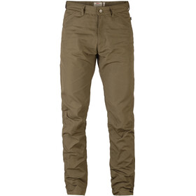 Fjällräven High Coast - Pantalon long Homme - marron/olive